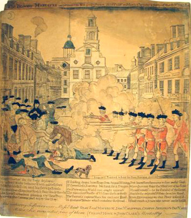 the boston massacre trials