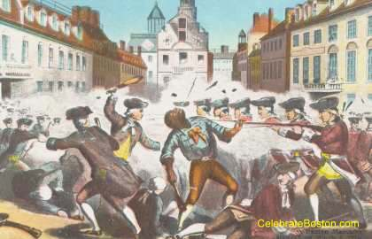the colonists account of the boston massacre in 1770 Due to the boston massacre, colonists began expressing their ruthless perception of the paul revere, the bloody massacre in king-street, march 5, 1770 boston, 1770 12 the boston massacre trials (2008)print 13 the boston anonymous account of the boston massacre (2009): 1.